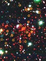 Скопление Галактик SPT-CL J0546-5345