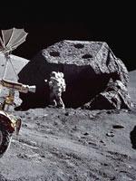 Странные объекты на Луне