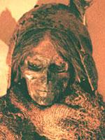 Тохарская мумия (фото 72), известная, как «красавица Лулан»