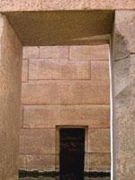 Мегалитические сооружения в Абидосе (Египет)