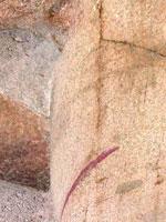 Угол каменоломни обработан с постоянным по высоте радиусом кривизны (фото 42)