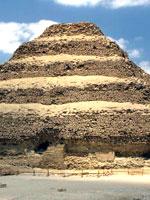Египет: ступенчатая пирамида в Саккара