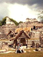 Гватемала: огромное поселение майя Эль-Мирадор с десятками пирамид