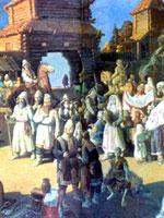 Белых В.Л. «Базар а средневековом Арске, столице южных удмуртов»