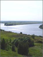 Это и есть бывшая Артания – красавица Западная Сибирь