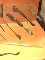 Медицинские инструменты. Помпеи. Национальный археологический музей Неаполя