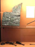 Музыкальные инструменты. Помпеи. Национальный археологический музей Неаполя