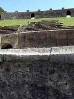 Амфитеатр. Помпеи