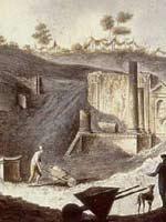 Храм Изиды. Пиетро Фабрис, ок. 1770 г.