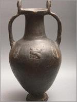 Этрусский Сосуд буккеро. VI век до н.э.