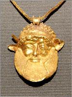 Этрусский Амулет. Около 460 г. до н.э.