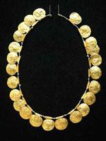 Этрусское золотое ожерелье