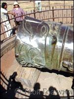 Рис. 4. Громадное орудие Малик-э-Майдан