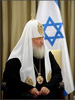 «Враг всея Руси» – главный московский поп Кирилл