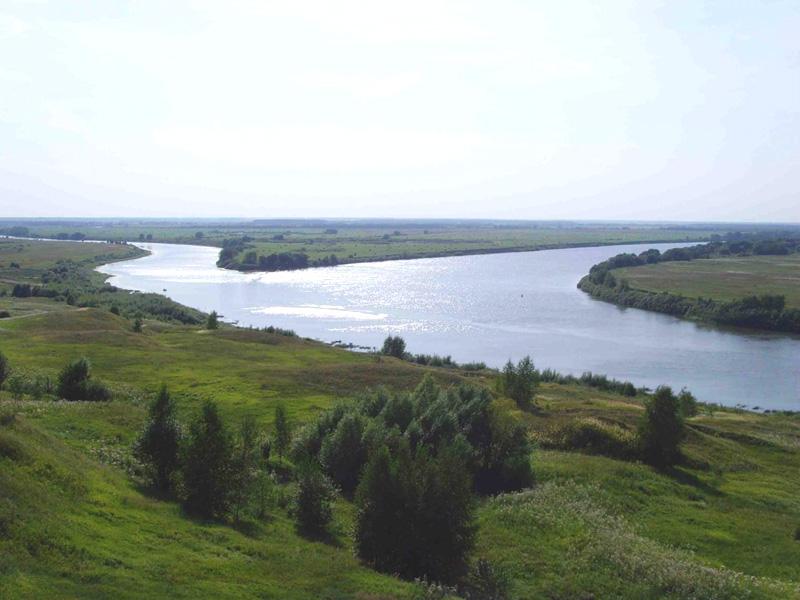 река обь википедия: