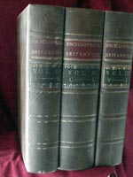 Первое издание Британской Энциклопедии (Encyclopedia Britannica), 1771