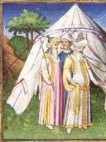 Охотничья палатка Великого «Монгольского» Хана (Tente du Grand Khan)