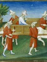 «Монгольский» хан Хубилай путешествует (Kubilai voyageant)