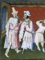 Праздник при дворе Великого Хана (Festin chez le Grand khan)