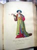 Костюм женщины из Китайской Тартарии 1770 года (Джефри)