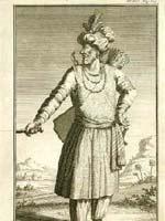 Великий Могол (Grand Mogol) Исаак Тирион, 1731