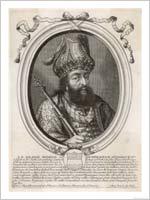 Великий Могол (Grand Mogol) Шах Хахан, 1526