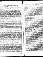 Географическое описание мира ко Всемирной истории Петавиуса, 1659 г.