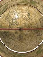 Глобус 1765 года. Коллекция Исторического общества в Минессоте (The de l'Isle globe, 1765. Еhe Minnesota Historical Society Collection)