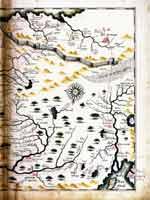 Чертёжная книга Сибири Ремезова
