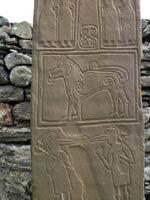 Скифский артефакт. Остров Бурра, Шотландия