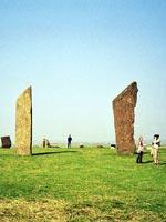 Мегалиты Стеннеса, о. Мейнленд, Шотландия