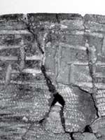 Черепки с «греческим» меандров, найденные в Приморье