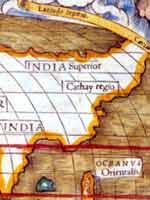 Карта мира Птолемея