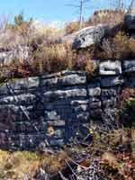 Мегалиты на горе Пидан, Шкотовский район, Приморье