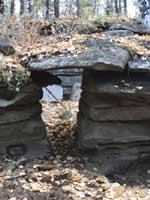 Следы пребывания древнего человека в Свердловской области