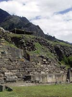 Мегалиты Чавин-де-Уантар, Перу