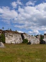 Каменный город в Пермском крае. Фото Марии Баевой