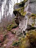 Чёртово городище в Калужской области