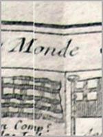 Собрание морских флагов мира, начало 18 века