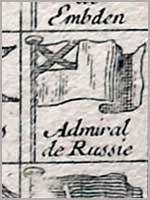 Морские флаги России
