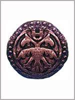 Монета Золотой Орды