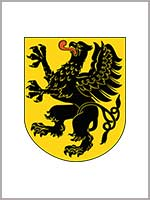 Грифон на гербе Поморского воеводства, Польша