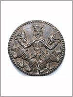Медальон из Старой Рязани