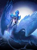 Всплескала лебедиными крылами на синем море у Дона