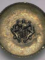 Серебряная чаша «Вознесение Александра Македонского»