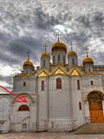 Благовещенский собор, Кремль, Москва
