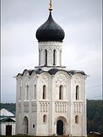 Церковь Покрова на Нерли. Боголюбово, 12 в.