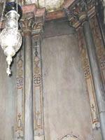 «Ведические символы» в Храме гроба Господня, Иерусалим