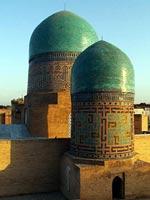 «Ведические символы» в Мечети, Самарканд
