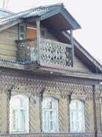 Домовая резьба, Нижегородская область